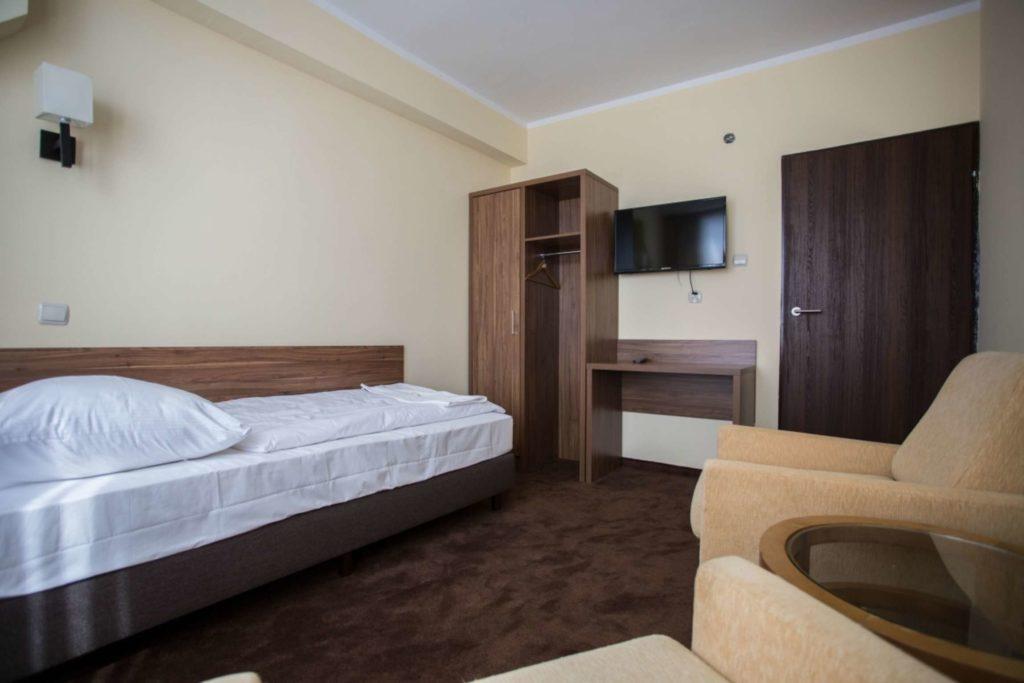 hotel cargo pokój jednoosobowy